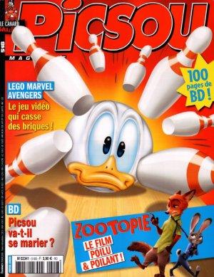 Picsou Magazine # 518