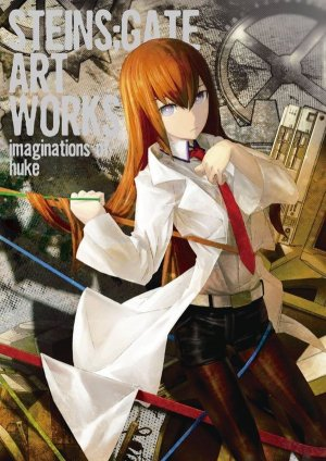 Steins;Gate Art Works - Imaginations of Huke édition Simple