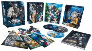 Full Metal Panic édition Blu-ray