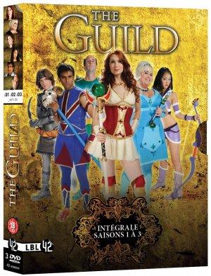 The Guild édition Saison 1 à 3