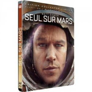 Seul sur Mars édition Collector
