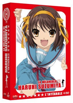 La Mélancolie de Haruhi Suzumiya édition Intégrale Saison 1