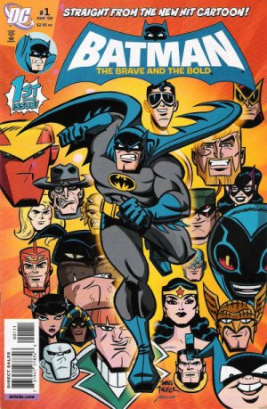Batman - L'alliance des héros édition Issues
