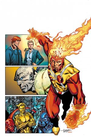Legends of tomorrow édition Issues V1 (2016)