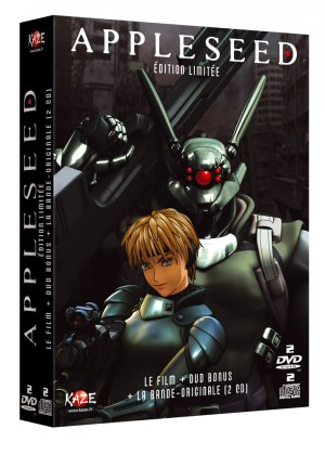Appleseed 1 édition EDITION 2009