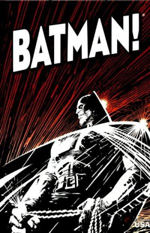 Batman - Black and White # 1 TPB hardcover (cartonnée)