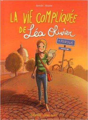 La vie compliquée de Léa Olivier édition Simple