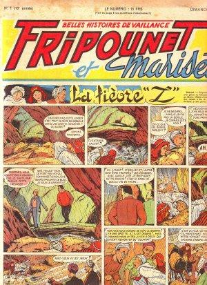 Fripounet Marisette édition 1950