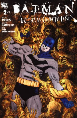 Batman Outre-Tombe # 2 Issues (2005)
