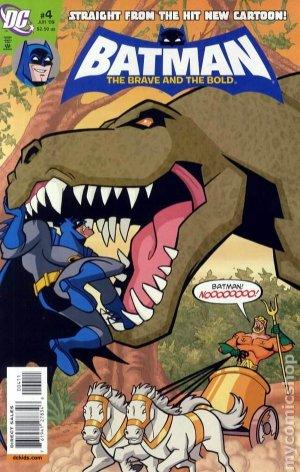 Batman - L'alliance des héros # 4 Issues