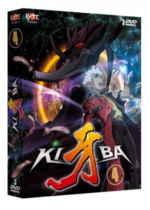 couverture, jaquette Kiba 4 BOX (Kaze) Série TV animée