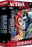 couverture, jaquette Mars The Terminator  INTEGRALE (Kaze)