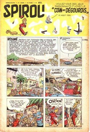 Le journal de Spirou # 853