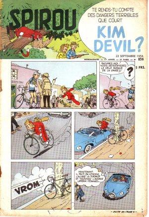 Le journal de Spirou # 858
