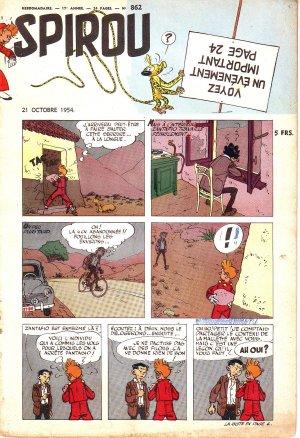 Le journal de Spirou # 862