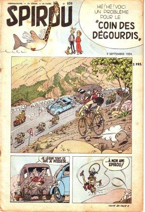 Le journal de Spirou # 856