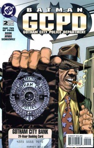 Batman - GCPD # 2 Issues