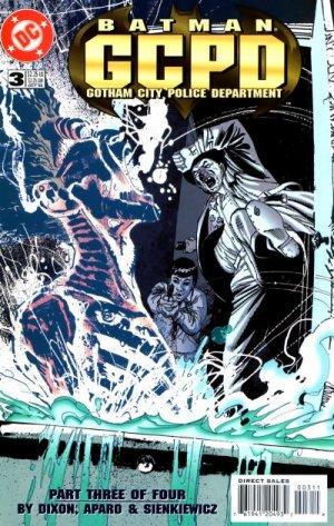 Batman - GCPD # 3 Issues
