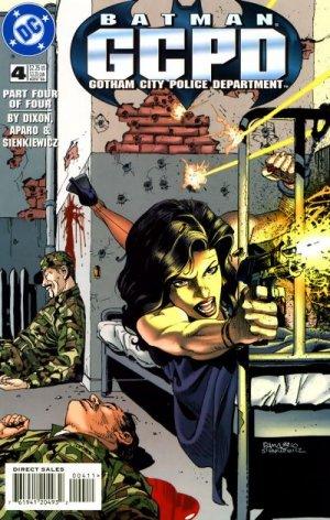Batman - GCPD # 4 Issues