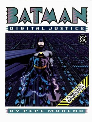 Batman - Justice digitale édition TPB hardcover (cartonnée)