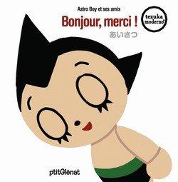 couverture, jaquette Astro boy et ses amis 2  - Bonjour, merci ! (P'tit Glénat)