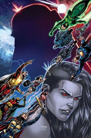 Justice League # 49 Issues V2 - New 52 (2011 - 2016)