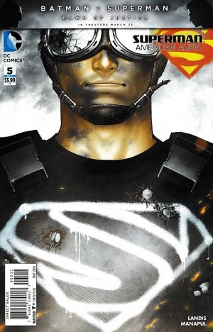 Superman - American Alien # 5 Issues V1 (2015 - 2016)
