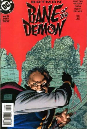 Batman - Bane of the Demon # 2 Issues