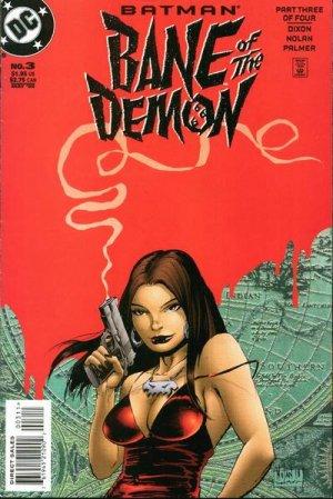Batman - Bane of the Demon # 3 Issues