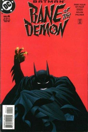 Batman - Bane of the Demon # 4 Issues
