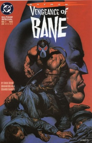 Batman - Vengeance of Bane # 1 Issues