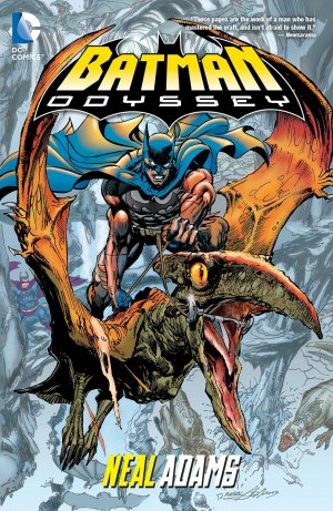 Batman - Odyssey édition TPB softcover (souple)