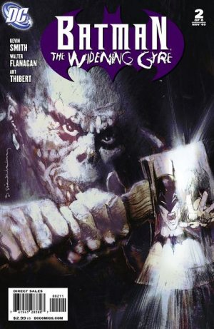 Batman - The Widening Gyre # 2 Issues