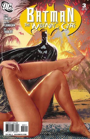 Batman - The Widening Gyre # 3 Issues
