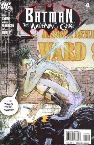 Batman - The Widening Gyre # 4 Issues