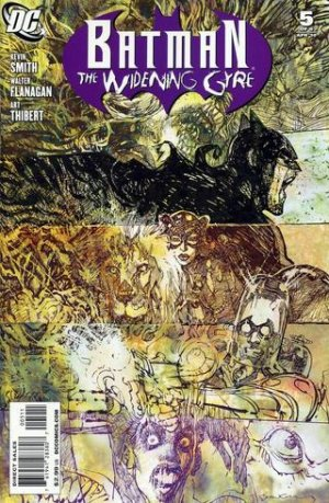 Batman - The Widening Gyre # 5 Issues
