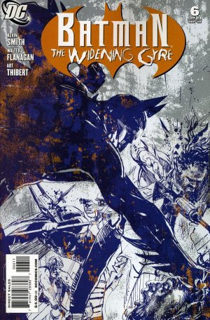Batman - The Widening Gyre # 6 Issues
