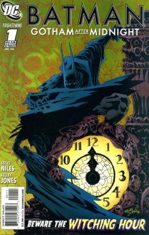 Batman - Minuit à Gotham édition Issues