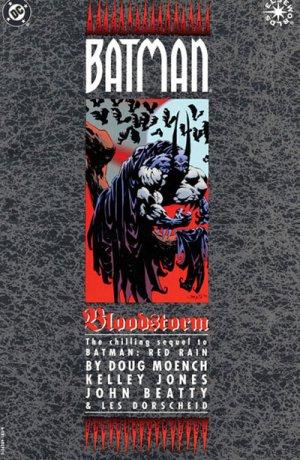 Batman - Bloodstorm édition TPB softcover (souple)