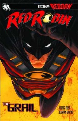 Red Robin édition TPB softcover (souple)