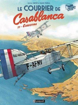 Le courrier de Casablanca édition simple