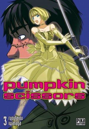 Pumpkin Scissors T.3