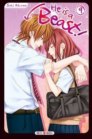 couverture, jaquette He is a beast! 9  (soleil manga) Manga