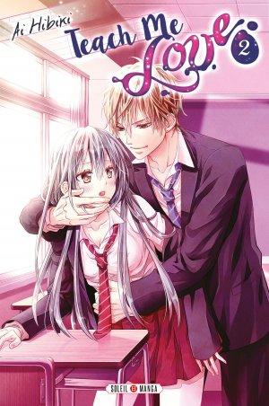 couverture, jaquette Teach me love ! 2  (soleil manga)