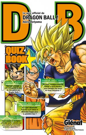 Dragon Ball - Quiz book