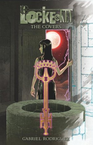 Locke and Key - The covers édition TPB hardcover (cartonnée)