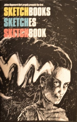 Sketchbooks sketches sketchbook édition TPB softcover (souple)