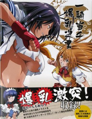 ikkitousen book of big breasts édition Simple