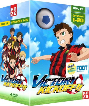 Victory Kickoff!! édition Simple