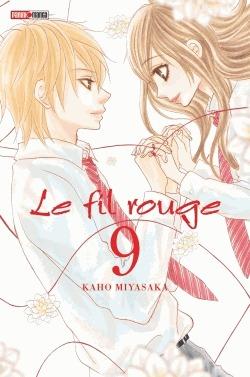 couverture, jaquette Le Fil Rouge 9  (Panini manga) Manga